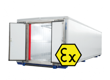 ATEX Cold Store