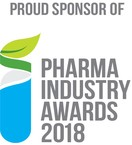 Proud sponsor of Pharma Industry Awards 2018